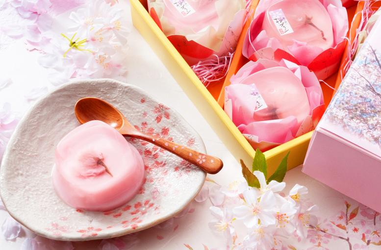 春の代表的なお菓子