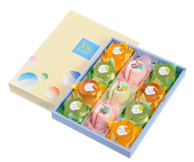 創味菓庵「果実のハーモニー」