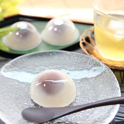 [創味菓庵] ぷるぷる水まんじゅう