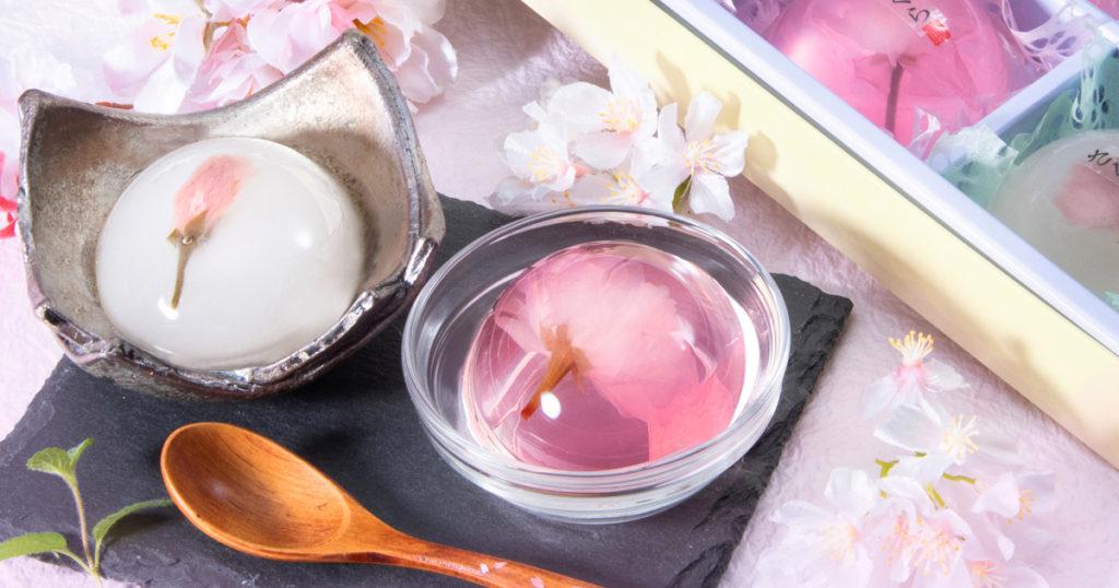 あんこ堂桜のお菓子ラインナップ