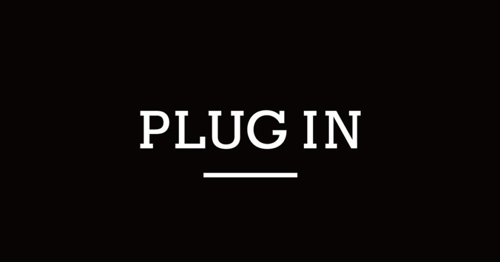 繊研新聞主催 展示会「PLUG IN」